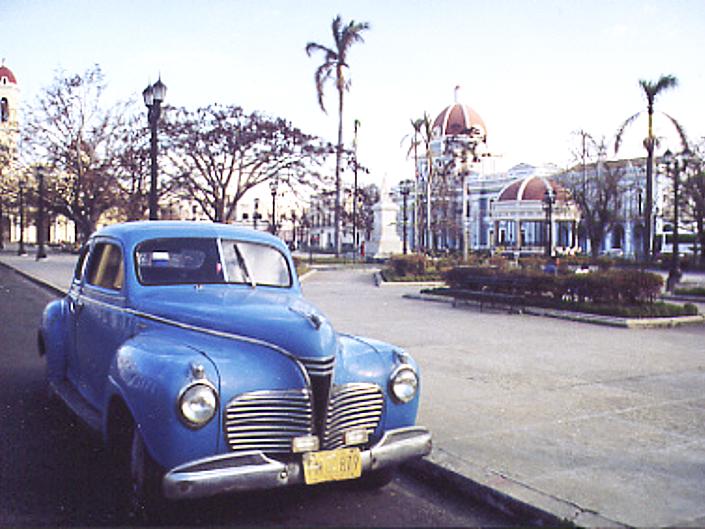 Kuba - Analoge Fotografie