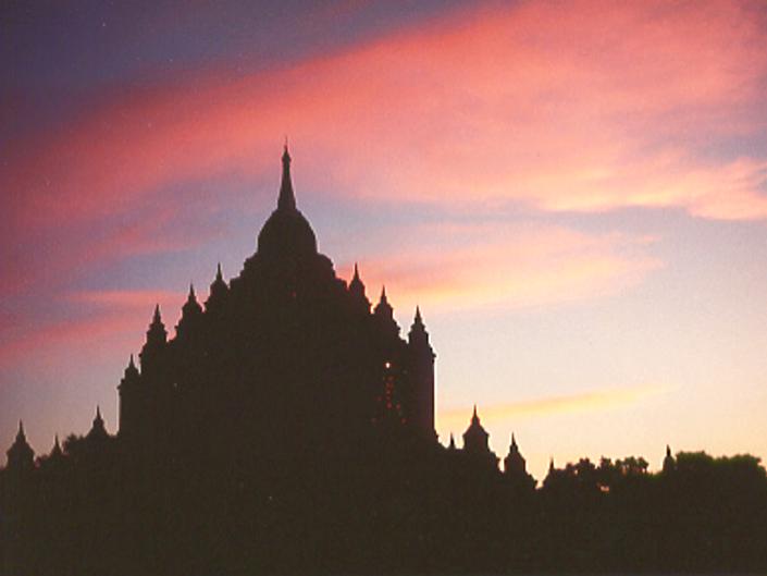 Myanmar - Analoge Fotografie